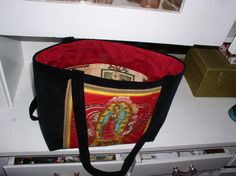 Lady of Guadalupe tote