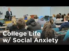 Dr. Russ Morfitt from http://learntolive.com explains how social anxiety and other anxiety disorders can affect college students in their academic pursuits and their personal lives. This presentation includes information on Cognitive Behavioral Therapy and other popular treatments for social anxiety disorder. Dr. Russ provides tips and tricks to help students deal with and overcome their social anxiety and explores the science behind the disorder, which affects over 25 million Americans.
