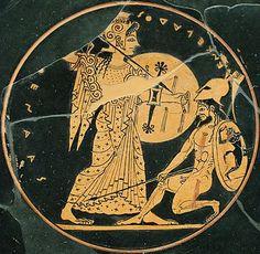 エンケラドスを討つアテーナー、ルーヴル美術館https://ja.wikipedia.org/wiki/エンケラドス