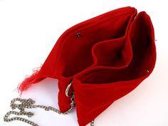Red Passion di BoutiqueMissElly su Etsy