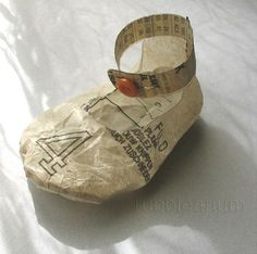 Catherine McEver - All My Little Shoes: Ephemera - commercial sewing pattern