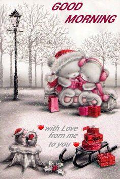 Lots of Christmas hugs. God bless you Pamela. Christmas Scenes, Christmas Pictures, Christmas Art, All Things Christmas, Winter Christmas, Vintage Christmas, Christmas Decorations, Christmas Ornaments, Christmas Glitter