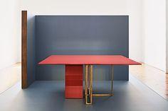 Maison & Objet 2015  Table Plinto, Andrea Parisio (Meridiani)