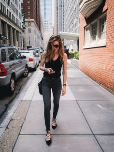 Denim for Days - The Life and Style of Nichole Ciotti