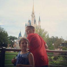 Nick and Keeley at Disney World 7/28/15!