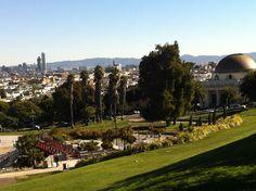 Mission Delores Park, San Francisco