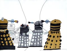 Dalek high council