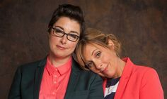 COMEDY duo Mel and Sue are back on our screens tonight to host Let's Sing and Dance for Comic Relief one last time. The cheeky duo are presenting the musical bonanza featuring celebrities singing a… Mel And Sue, Anna Richardson, Strictly Dancers, Sue Perkins, Vegan For A Week, Comedy Duos, Feminine Mystique, Great British Bake Off, Losing Friends