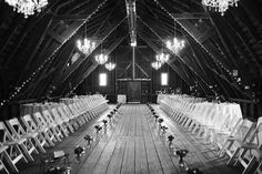 I seriously thing someone in Tillamook should convert their barn into a wedding venue.  This looks like a lot of the barns I've seen here and LOVE!!