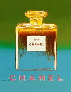 Chanel No.5 - Andy Warhol