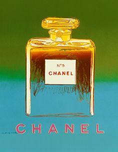 Chanel No.5 - Andy Warhol