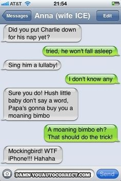 Cool purchase: | 23 Autocorrect Fails That Might Land You On The Government WatchList
