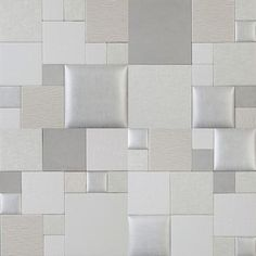 Bridal Suite Accent Wall - Essentia | Essentials Collections | NappaTile™ Faux Leather Wall Tiles