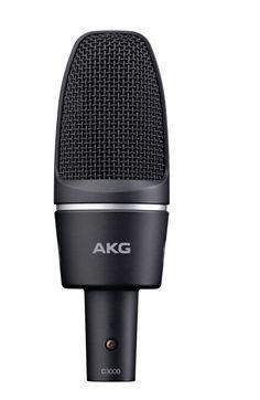 AKG C3000 Mikrofon  Studio 20 - 20000 Hz Mini XLR Verkabelt Cardioid     #AKG #AKGC3000 #Mikrofone  Hier klicken, um weiterzulesen.