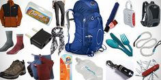 Backpacking Europe Packing List — Travel Europe Packing Guide male