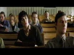 The Lives of Others - Opening scene.  A Stasi officer interrogates a civilian accused of helping others to escape.