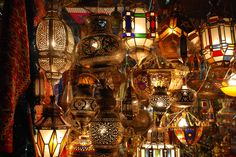 Souks & Medina are a must for any visitors to Marrakech. 26.06.2016