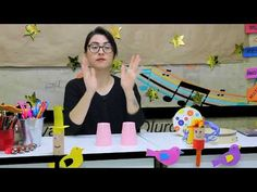 Müzik Dersi - Bardak Dansı - YouTube Cup Games, Youtube, Music, Musica, Musik, Muziek, Music Activities, Youtubers, Youtube Movies