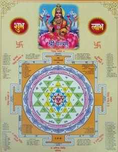 32 Best Shri Yantra images in 2015 | Shri yantra, Sri yantra, Mandala