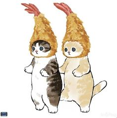Lapin Art, Kalender Design, Arte Indie, Posca Art, Illustration Art, Illustrations, Dibujos Cute, Cute Animal Drawings, Cute Cat Drawing