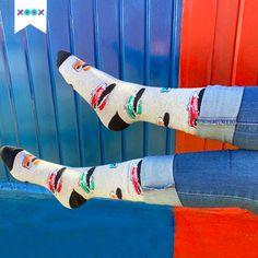 ¿Fan de los converse? Póntelos junto con tus XOOX Converse, Socks, Outfit, Converse Shoes, All Star