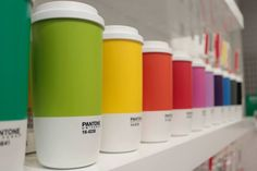 PANTONE thermo Cup by Room Copenhagen