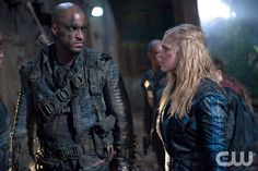 """The 100 -- """"Blood Must Have Blood, Part One"""""""