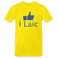 I Laic - not inpired by faith