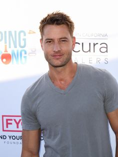 Justin Hartley Photos - Clayton Kershaw's 4th Annual Ping Pong 4 Purpose Celebrity Tournament at Dodger Stadium - Zimbio