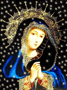 Queen of Heaven and Earth, Star Goddess (Madonna)