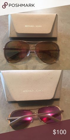18a21b9127 Women Michael kors shades Excellent condition worn once Accessories  Sunglasses