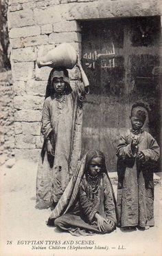 Old photographs of ancient Egypt siglo XIX Old Egypt, Ancient Egypt, Egypt Art, Kemet Egypt, North Africa, West Africa, African Diaspora, African Tribes, African Men