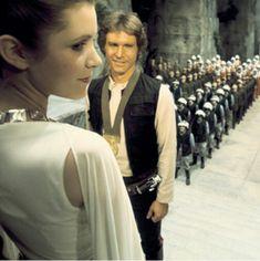 Princess Leia - Star Wars - A New Hope
