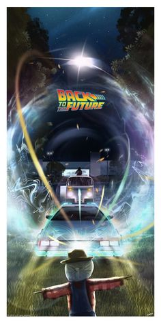 We're starting off the week with Vice Press and Andy Fairhurst's set of Back to the Future prints!Andy's bringing his Perspectives series from the past to the future with his newest set of prints for the Back to the Future . Movie Poster Art, Film Posters, Science Fiction, Desenhos Hanna Barbera, Borne Arcade, Delorean Time Machine, Future Wallpaper, Bttf, Culture Pop