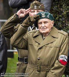 """Gen. bryg. Jan Podhorski ps. """"Zygzak"""", żołnierz Narodowych Sił Zbrojnych!"""