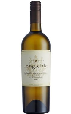 Singlefile Semillon Sauvignon Blanc 2015 Great Southern - 12 Bottles Fried Soft Shell Crab, Stainless Steel Tanks, Poached Chicken, Tropical Fruits, Sauvignon Blanc, Whiskey Bottle, Wine Australia, Bottles, Southern