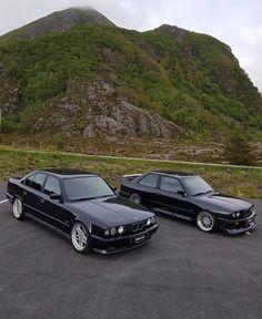 BMW E30 M3 - E34 M5