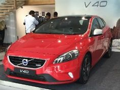 2015 Volvo V40 hatchback launched in India at Rs 24.75 lakh