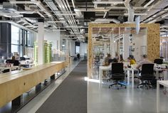 Centro de Operaciones de Airbnb's en Dublin / Heneghan Peng Architects