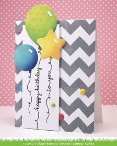 Sony dsc Birthday Card Sayings, Masculine Birthday Cards, Kids Birthday Cards, Handmade Birthday Cards, Greeting Cards Handmade, Simple Handmade Cards, Homemade Greeting Cards, Birthday Wishes, Lawn Fawn