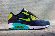 "Nike Air Max Lunar90 Jacquard ""Brave Blue"""