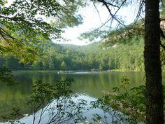 Lake Fairfield, Sapphire, NC