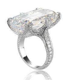 Diamond Rings : Chopard ring
