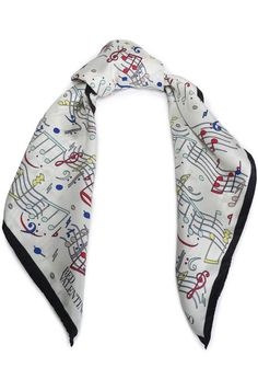 REDValentino  Printed silk-twill scarf  £72  https://www.theoutnet.com/gb/shop/product?locale=en_US/item_cod3616377385196702.html?locale=en_US