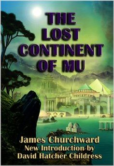 Suggested book of the day - The Lost Continent of Mu