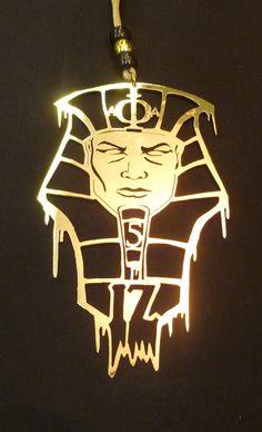 Alpha Phi Alpha Sphinx Tiki by Desafio