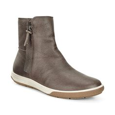 183b88aa Женские высокие ботинки на молнии выполнены из нубука. Необыкновенно  удобная и легкая модель в стиле