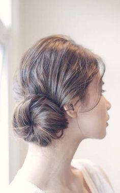Adorable Side Bun Hairstyles for Long Hair - Long Hair