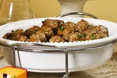 Sweet Heat Meatballs - Robert Rothschild