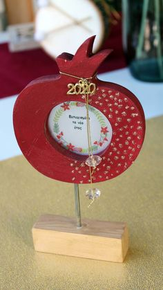 Christmas Crafts, Xmas, Christmas Ornaments, Clay Crafts, Diy And Crafts, Fimo Clay, Lucky Charm, Evil Eye, Floral Arrangements